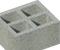 Four channel ventilatin block